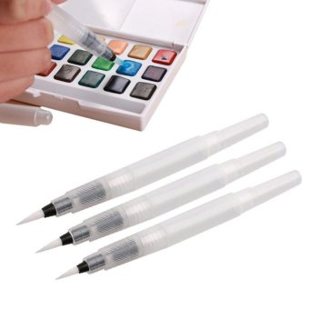 Harga Catwalk 1pcs L Pilot Ink Pen for Water Brush Watercolor Calligraphy Painting Tool Set - intl
