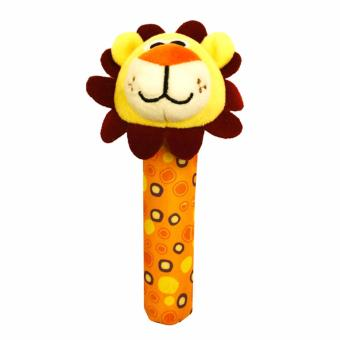 Harga Jacky Baby Rattle Stick - Lion