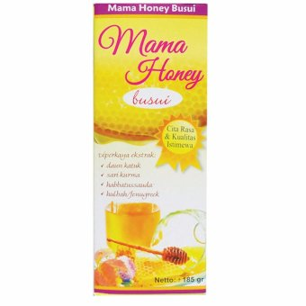 Harga Mama Honey Busui - 185 gr