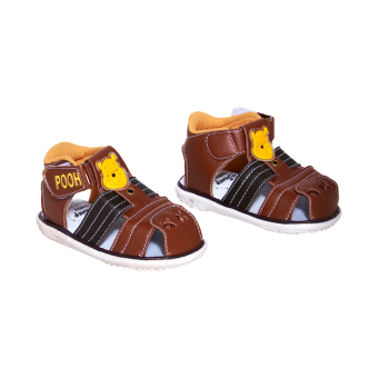 Harga Disney Baby Shoes Winnie the Pooh Cicit Brown