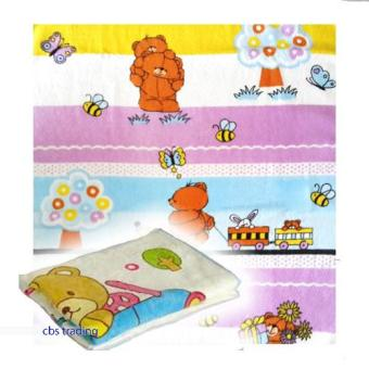 Harga Gull Imported Exclulsive Collections Baby Towel / Handuk Bayi Halus 120 x 60 Cm A106