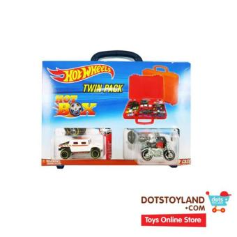 ... Box Isi 2 Multicolour. Source · Hot Wheels Emco Carry Case Twin Pack w/ 3 Die Cast