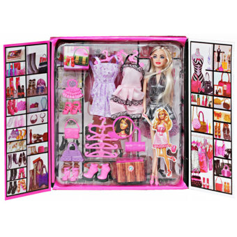 Harga MAO Brilliant Barbie Collection