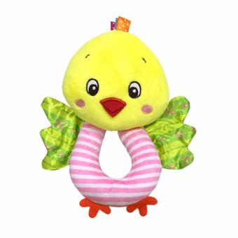 Harga Happy Monkey Rattle Donut - Chick