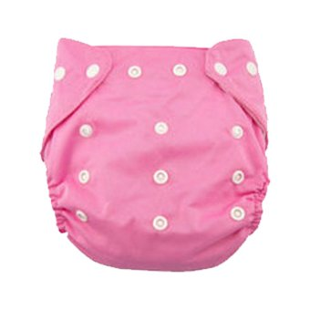Harga Ultimate Cloth diaper/Cloth diapers/Popok Kain Bayi IM BY 72 CD / Pampers Kain - Pink