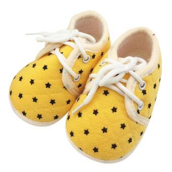 Harga Sepatu prewalker baby bayi toodler LC002 - Kuning