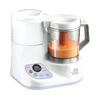 Harga Little Giant LG.4961 Green Baby Food Processor