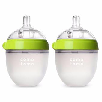 Harga Comotomo Feeding Bottle 150 ml Twin Pack