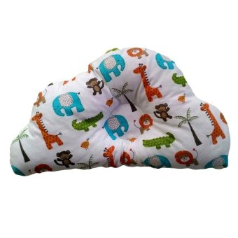 Harga Crown Cloud Bantal Peyang White Animal