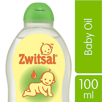 Harga Zwitsal Oil Natural - 100mL