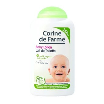 Corine de Farme Baby Lotion Lait de Toilette - 250 mL