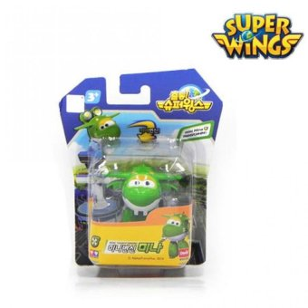 Super Wings Mini Transforming MINA (GREEN) - intl