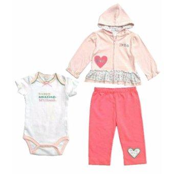 ... Freeshop Jumper Sleepsuite Chicken C59 Pink WIKIHARGA Source Freeshop 3 in1 Jumper Baby
