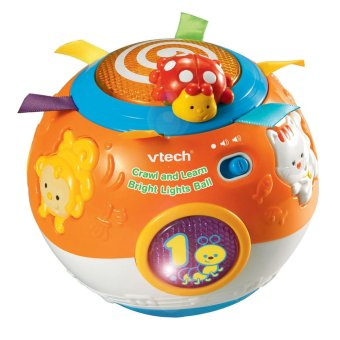 Harga Vtech Crawl & Learn Bright Lights Ball