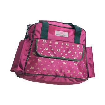 Harga Moms Baby Tas Travel Bag Chic Series - Merah Marun
