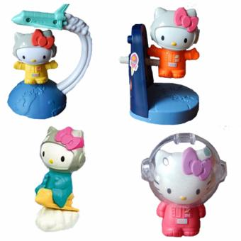 Harga Hello Kitty Happy Meal Space Toys 2017