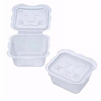 Harga Richell Animal Food Container 100ml 8pcs