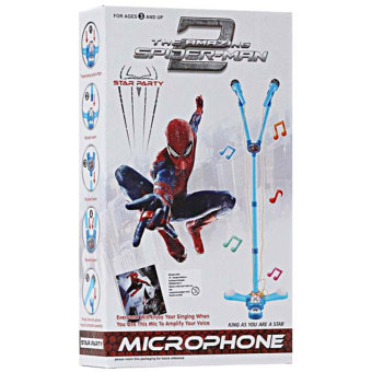 Harga MAO DOUBLE MIC SPIDERMAN