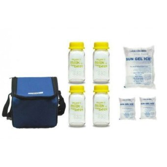 Harga Babypax Cooler Bag - Blue
