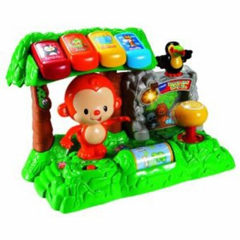 Harga Vtech Learn & Dance Interactive Zoo - Warna warni