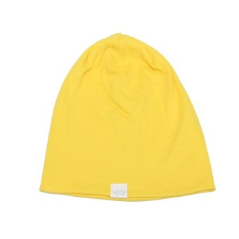 Harga Imixlot Fashion Knitted Cotton Children's Hats(Yellow) - intl