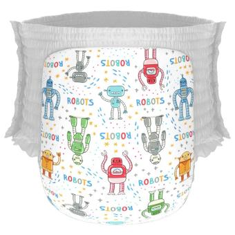 Harga Happy Diapers Pants M30 Robots