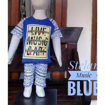 Adora Baby Stelan Music Blue