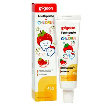 Harga Pigeon Toothpaste Strawberry 45Gr