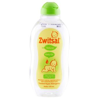 Harga Zwitsal Natural Baby Oil 100Ml