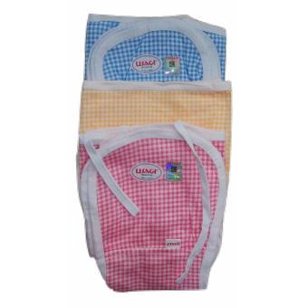 Jelova Angela Selusin Popok Baby Bayi Usagi Square Premium Quality - SNI Standart - 12pcs -