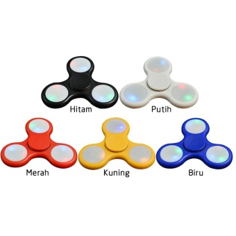 Mainan Fidget Stick Moruku Wooden Toys Spinner Kururin Hand Flip Source · Review of LED Fidget spinner Hand spinner toys mainan hoby new trend 2017 belanja ...