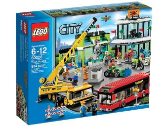 LEGO 60026 CITY: Town Square