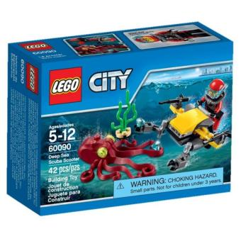 Lego City - 60090 Deep Sea Scuba Scooter