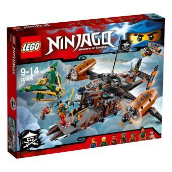 LEGO(R) NINJAGO(TM) Misfortunes Keep 70605