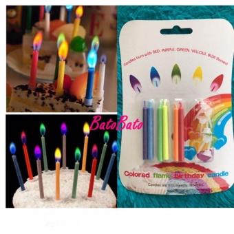 Lilin Magic Multicolor / Lilin Hbd / Lilin Ulang Tahun / Lilin Warna Warni