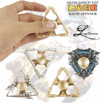 Lucky - PREMIUM Fidget Spinner Hand Spiner OVERWATCH GENJI NARUTO Hand Toys Focus Games / Mainan