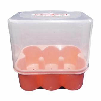 Lusty Bunny Drying Rack Kotak - Orange