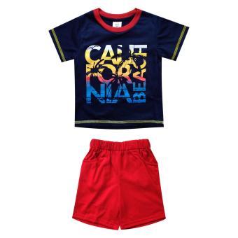 MacBear Kids Baju Anak Rainbow California