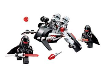 Mainan Edukasi Lego Bela Space Fights 10366