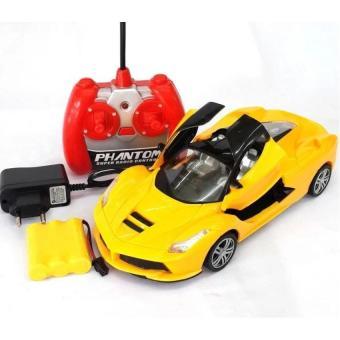 Mainan Mobil Remote Control Ferarri Car RC Charger