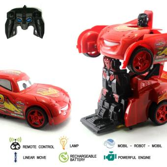 Fitur Terusjayatoys Mainan Mobil Remote Control Mobil Jadi Robot