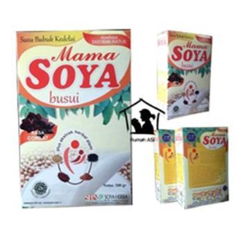 Mama Soya Susu Bubuk Kedelai Rasa Coklat