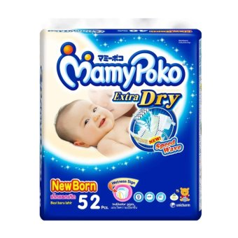 MamyPoko Popok Tape Extra Dry New Born 52