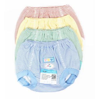 Miyo Celana Bayi Pop Salur ( Newborn ) - 4 Pcs
