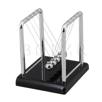Keseimbangan Bola Cradle Newton Mainan Meja