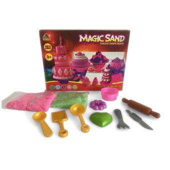 Pencari Harga Ocean Toy Magic Sand Pasir Kinetik Ajaib Mainan Anak lowest price - Hanya Rp30
