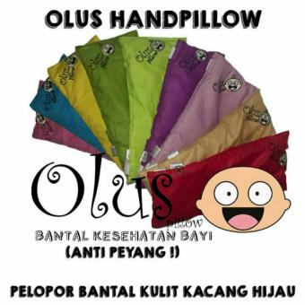 Olus Hand Pillow Bantal Tangan Anti Peyang Bisa Untuk Menyusui
