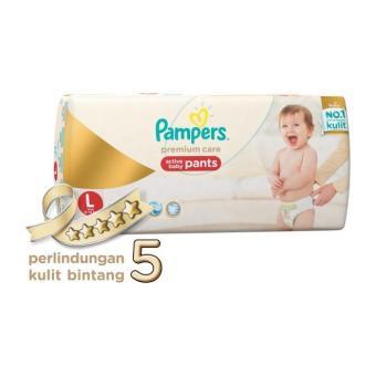 Pampers Popok Premium Care Pants L42