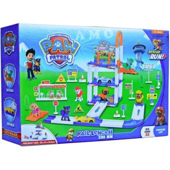 Paw Patrol Rescue Run 233