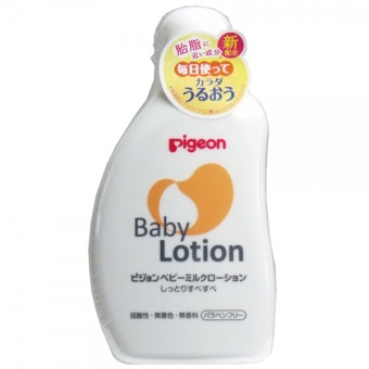 Pigeon Baby Milk Lotion